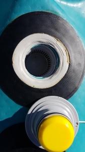 Eliminate leaks at the valve