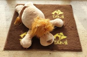 TAMI dog blanket non slip 80x67cm, suitable for TAMI M box
