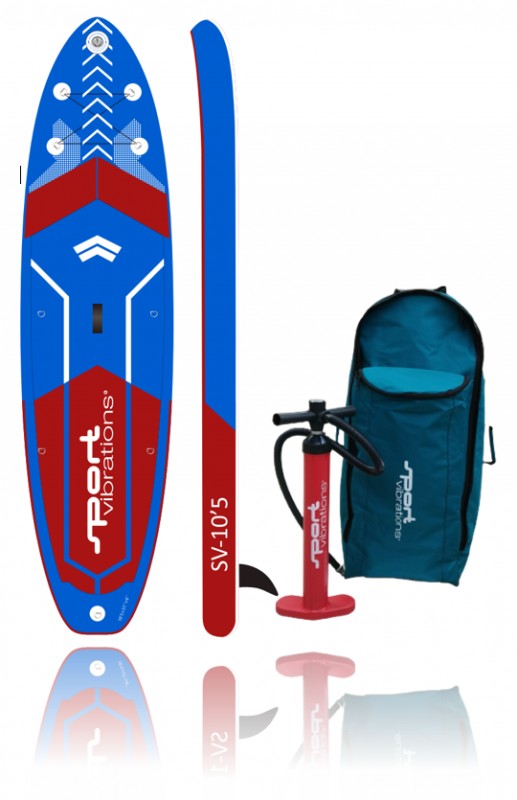 Sport Vibrations SV 105 Allround Touring SUP inflatable
