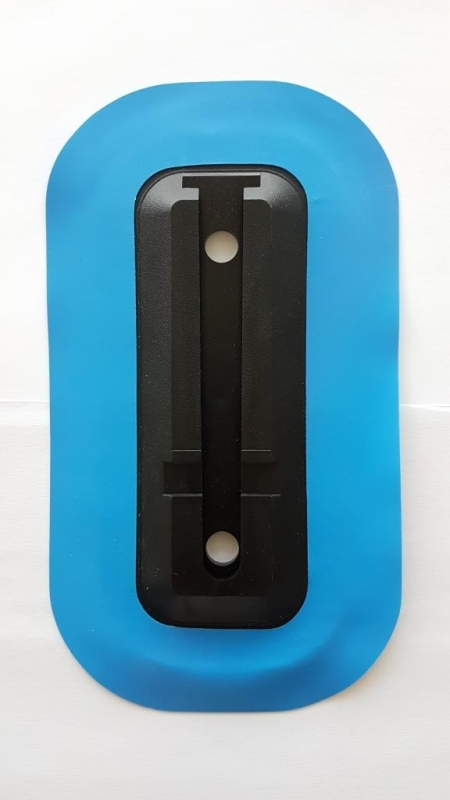 STX Slide In Finbox to stick on inflatable SUP Boards