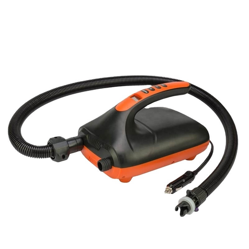 Supsters 2-stage high quality turbine-airpump up to 20 PSI, as option battery