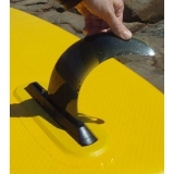MISTRAL Flex fin for air SUP and other surfboards