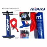 Mistral Tango 11.5 Twin Air SUP Inflatable