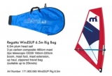 Mistral Windsup Rig cpl 6,5 m²