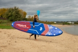 Sport Vibrations SV 126 Allround Touring SUP inflatable