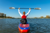 Sport Vibrations 11,5 Allround Touring SUP Board inflatable incl Carbon Composite Paddle