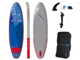 Starboard i-GO DELUXE SC SUP Board inflatable 2021