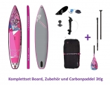 Starboard TIKHINE SUN 11,6 Touring DELUXE SC SUP inflatable 2021 Set with Carbonpaddle