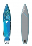 Starboard TIKHINE WAVE 12,6 Touring DELUXE SC SUP inflatable 2021 Set with Carbonpaddle
