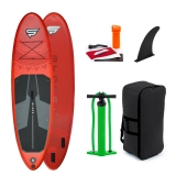 Storm Freeride red 10,4 x 32 SUP inflatable