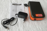 Supsters Batterypack for SUP Pump 12V Lithium incl. Charger