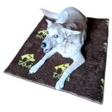TAMI Hundedecke rutschfest 80x67cm, passend für TAMI Kofferraum M Box